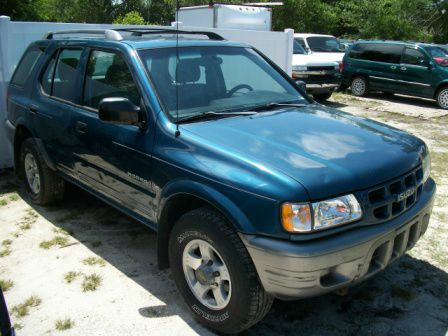 2001 Isuzu Rodeo