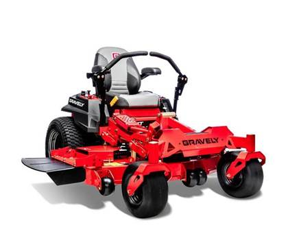 2017 Gravely ZT HD 52