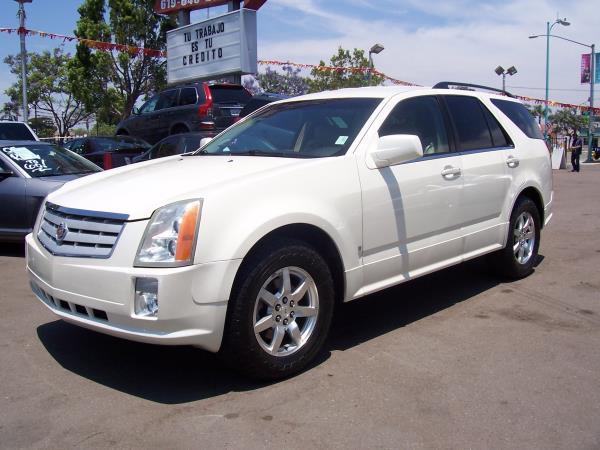 2007 Cadillac SRX for sale in San Diego CA