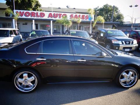 2012 Chevrolet Impala for sale in San Diego CA