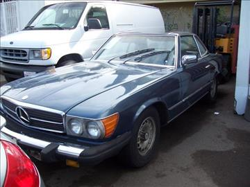 1983 Mercedes-Benz 380-Class for sale in San Diego CA