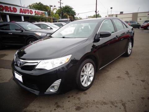2014 Toyota Camry for sale in San Diego, CA
