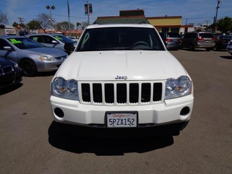2005 Jeep Grand Cherokee for sale in San Diego CA