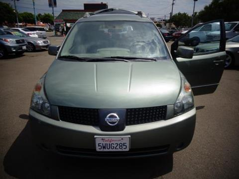 2005 Nissan Quest for sale in San Diego CA