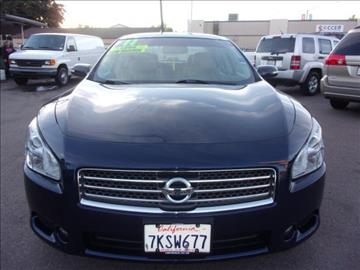 2011 Nissan Maxima for sale in San Diego, CA