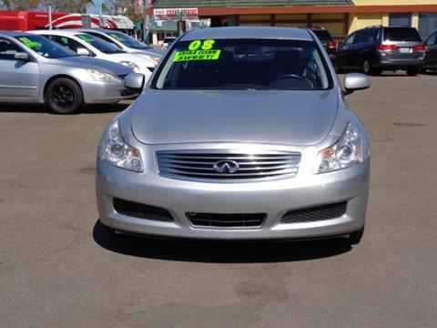 2008 Infiniti G35 for sale in San Diego CA