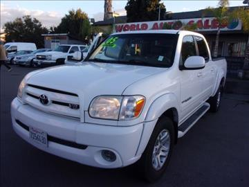 2005 Toyota Tundra for sale in San Diego, CA