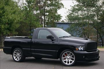2004 Dodge Ram Pickup 1500 SRT-10 for sale in Chantilly, VA