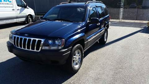 2003 Jeep Grand Cherokee for sale in Norfolk, MA