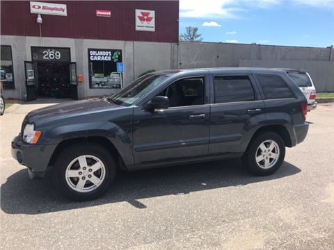 2007 Jeep Grand Cherokee for sale in Norfolk, MA