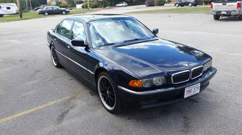 2000 BMW 7 Series for sale in Norfolk, MA