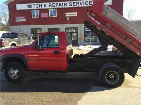 2003 GMC C/K 3500 Series for sale in Norfolk, MA
