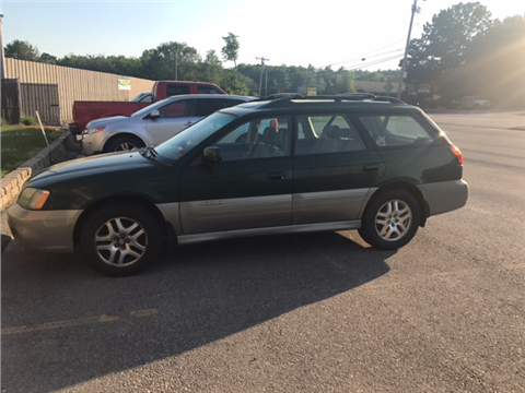 2002 Subaru Outback for sale in Norfolk, MA