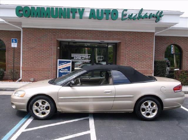 2001 Chrysler Sebring for sale in Wildwood FL