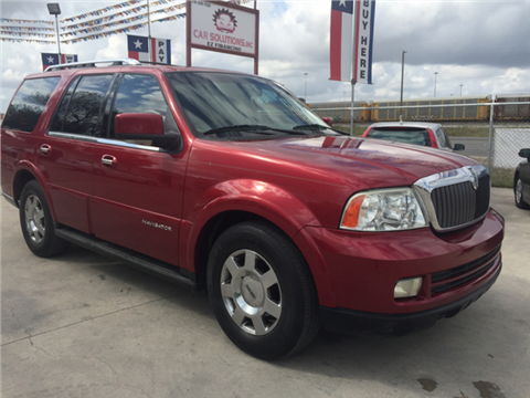 Used 2006 Lincoln Navigator For Sale Carsforsale Com