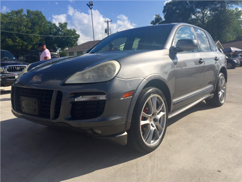 2008 Porsche Cayenne for sale in San Antonio, TX