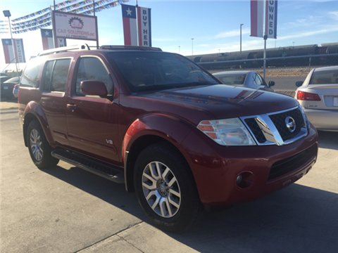 2008 Nissan Pathfinder for sale in San Antonio, TX