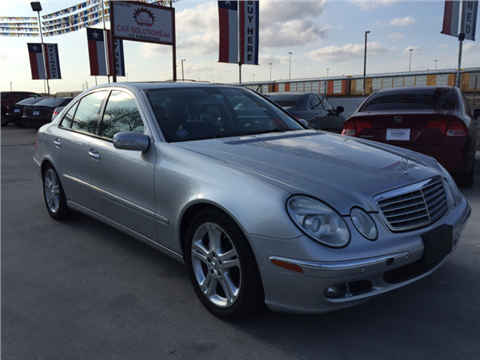 Mercedes benz e class for sale san antonio tx for Used mercedes benz in san antonio