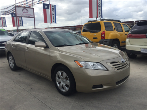 2007 Toyota Camry for sale in San Antonio, TX