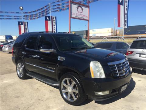 2007 Cadillac Escalade for sale in San Antonio, TX