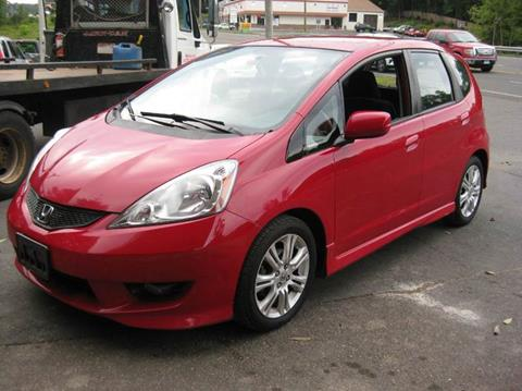 2009 Honda Fit for sale in Middlefield, CT