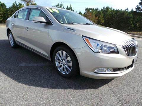 2014 Buick LaCrosse for sale in Brunswick, GA