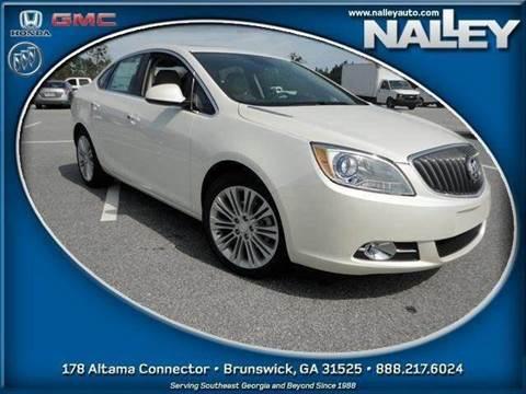 2013 Buick Verano for sale in Brunswick, GA