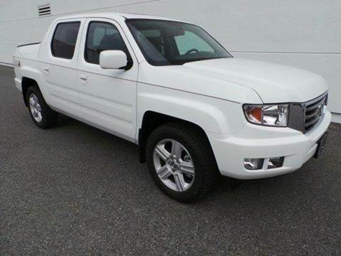 2013 Honda Ridgeline for sale in Brunswick, GA