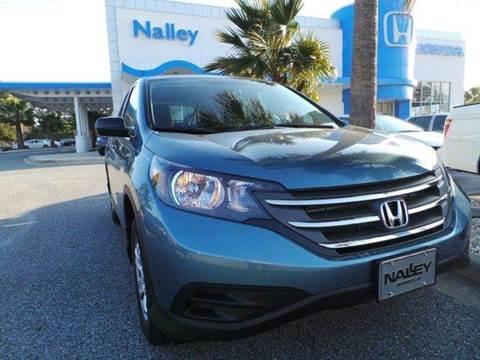 2014 Honda CR-V for sale in Brunswick, GA