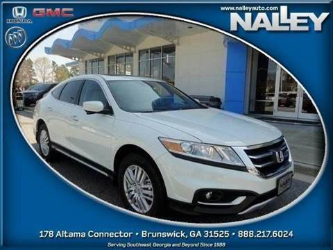 2013 Honda Crosstour for sale in Brunswick, GA