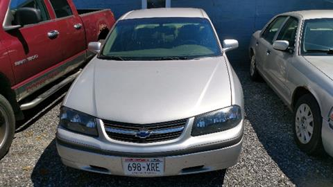 2004 Chevrolet Impala for sale in Thorp, WI