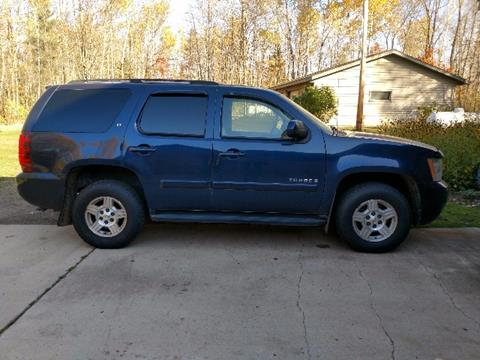 2007 Chevrolet Tahoe for sale in Thorp, WI