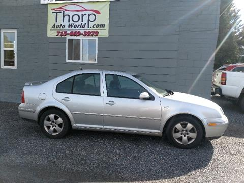 2005 Volkswagen Jetta for sale in Thorp, WI