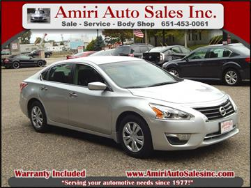2013 Nissan Altima for sale in South Saint Paul, MN