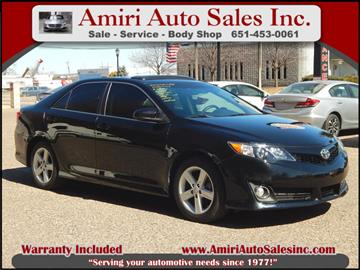 2013 Toyota Camry for sale in South Saint Paul, MN