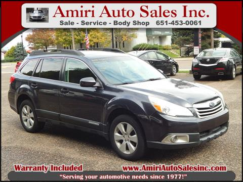 2010 Subaru Outback for sale in South Saint Paul, MN
