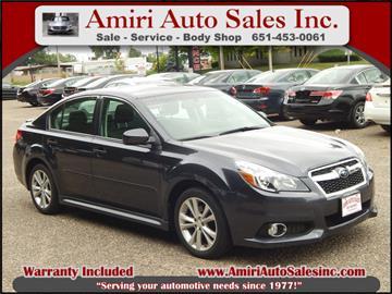 2013 Subaru Legacy for sale in South Saint Paul, MN