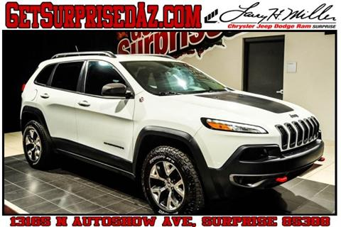 2015 Jeep Cherokee for sale in Surprise, AZ