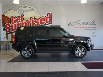 2017 Jeep Patriot for sale in Surprise, AZ