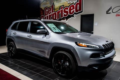2018 Jeep Cherokee for sale in Surprise, AZ