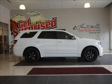 Covert Dodge Service >> 2017 Dodge Durango For Sale - Carsforsale.com