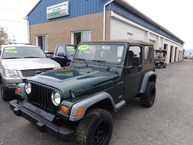 1999 Jeep Wrangler for sale in Spencerport NY