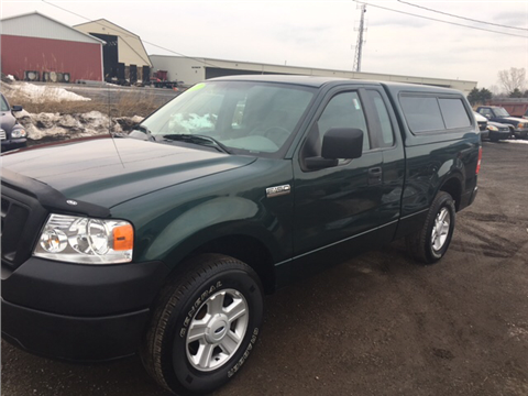 2007 Ford F-150 for sale in Spencerport, NY