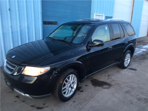 2008 Saab 9-7X for sale in Spencerport, NY