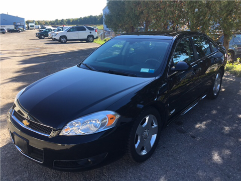 2009 Chevrolet Impala for sale in Spencerport, NY