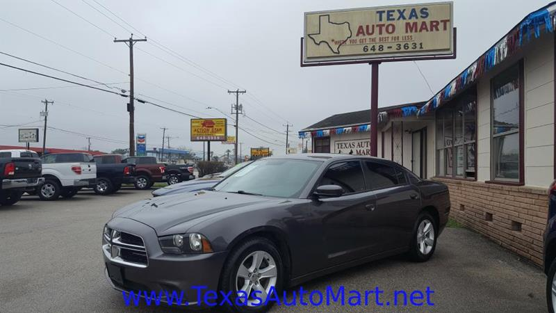 2014 Dodge Charger For Sale In San Antonio Tx