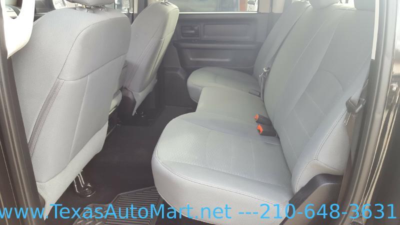 2016 RAM Ram Pickup 2500 4x4 Tradesman 4dr Crew Cab 6.3 ft. SB Pickup - San Antonio TX