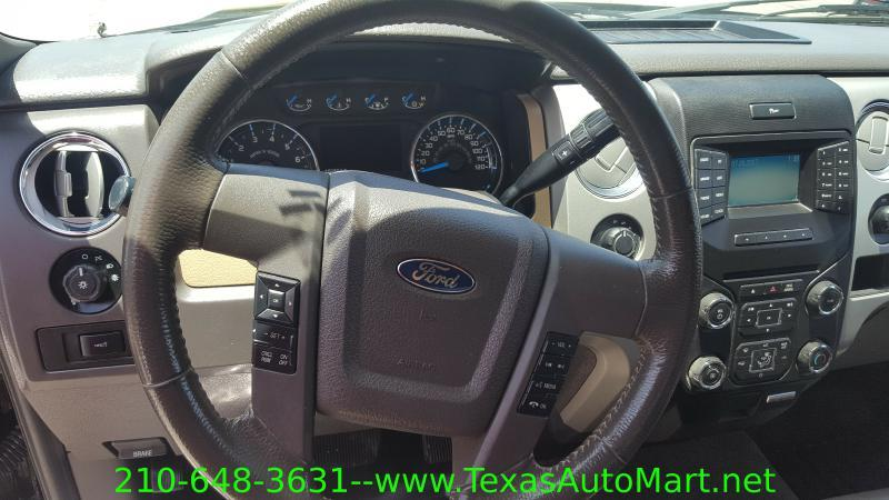 2014 Ford F-150 SUPERCREW - San Antonio TX