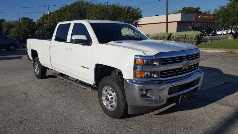 2015 Chevrolet Silverado 2500HD  HEAVY DUTY LT - San Antonio TX