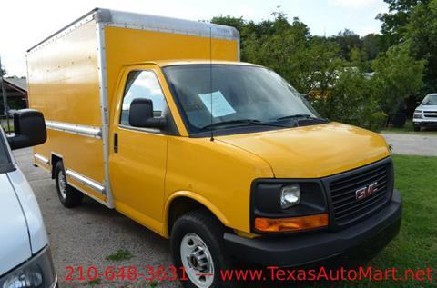 2013 GMC Savana Cutaway for sale in San Antonio, TX